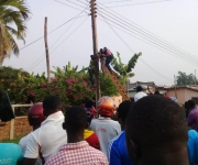 33-year-old electrician dies on low voltage lines in Kpando