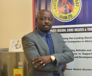Kwame Agyeman-Budu appointed acting ECG Managing Director